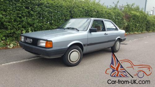 Audi 80 1986 2 door rare, retro, UR Quattro, Rally, S1, LHD