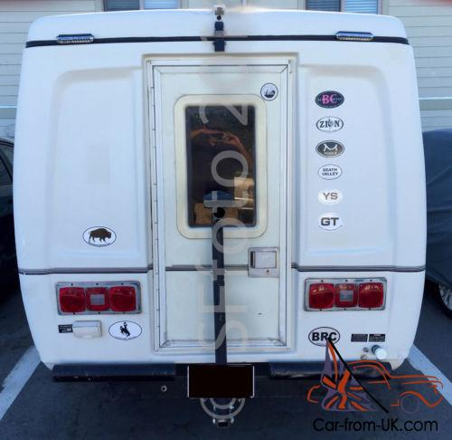 1984 Toyota Other Pickup SR5 Bandit Mini Camper RV 17ft