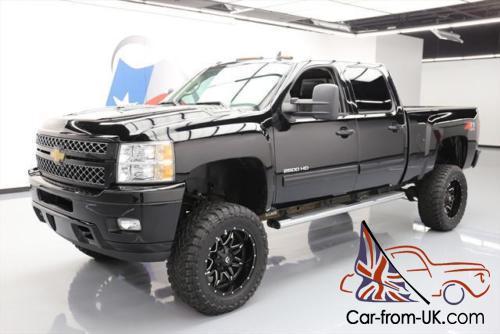 2014 Chevy Silverado Lifted >> 2014 Chevrolet Silverado 2500 Ltz 4x4 Crew Diesel Lift