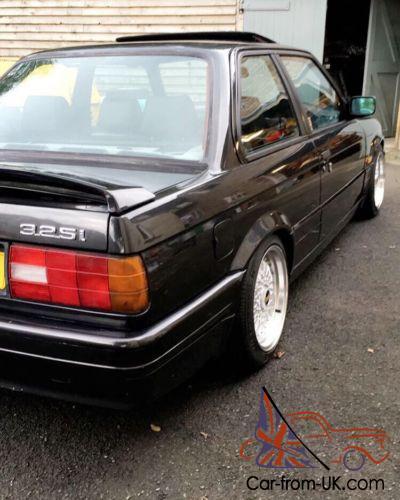 Bmw E30 325i 1989 M Tech 2 Genuine Sport
