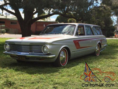 1964 Plymouth Valiant V200 Wagon