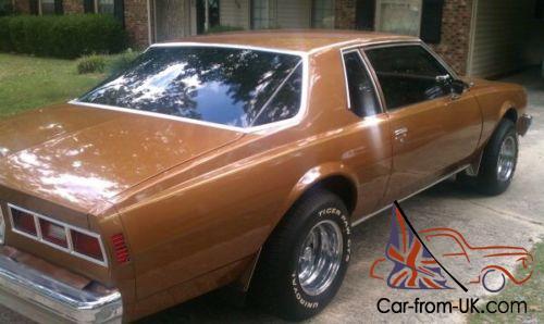 1978 Chevrolet Impala