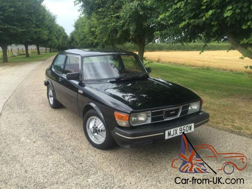 Drive Away Cars >> Super Rare 1981 Saab 99 Turbo Low Miles Low Owners Drive Away