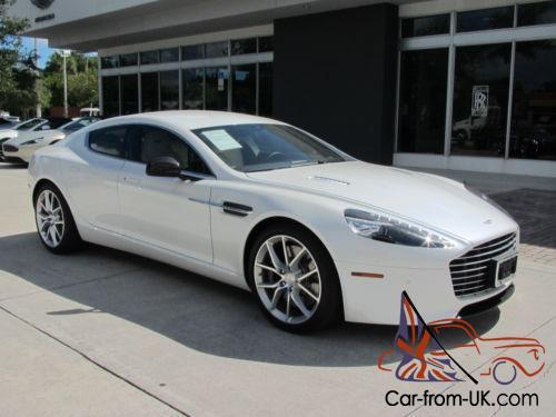 2014 Aston Martin Rapide Rapide S Sedan