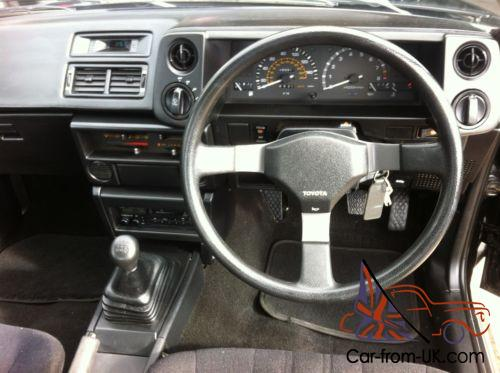 Toyota Corolla Twin Cam Ae86 Lsd Uk Car