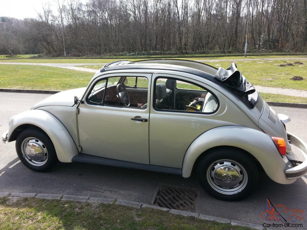 Volkswagen Beetle Silver Ebay Motors 261223843968