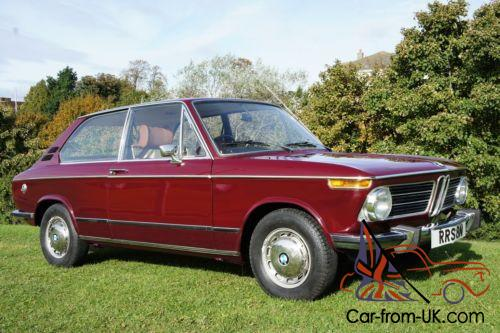 BMW 2002 For Sale >> Bmw 2002 Touring 1973