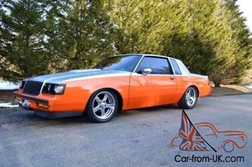 1986 Buick Regal >> 1986 Buick Regal