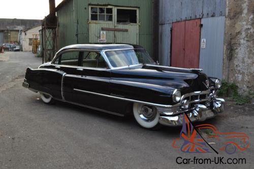 1950 Cadillac  4dr Sedan  Series 62