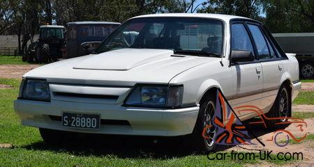 Holden VK Commodore SS Group 3 – HDT Build Number 3177