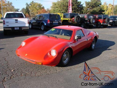1970 Ferrari Other Vw Frame