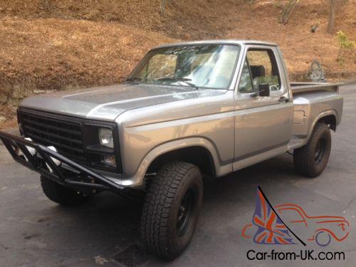 1981 Ford F150 >> 1981 Ford F 150