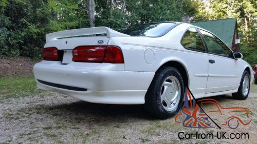 1994 Ford Thunderbird Supercharged Super Coupe