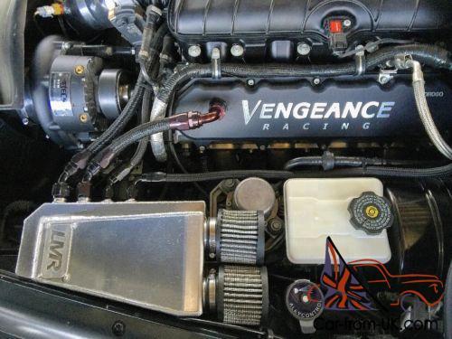 2014 Chevrolet Corvette Built by Vengeance Racing