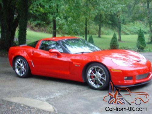 2013 Corvette Z06 >> 2013 Chevrolet Corvette Z06