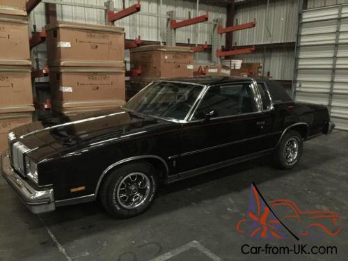 1979 Oldsmobile Cutlass Brougham