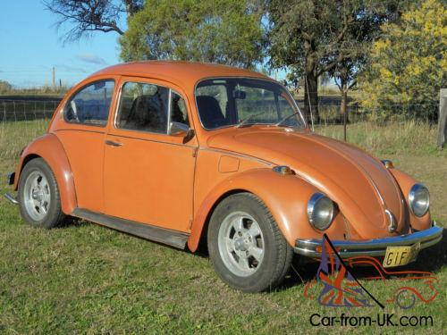 1973 Volkswagen Beetle >> 1973 Volkswagen Beetle