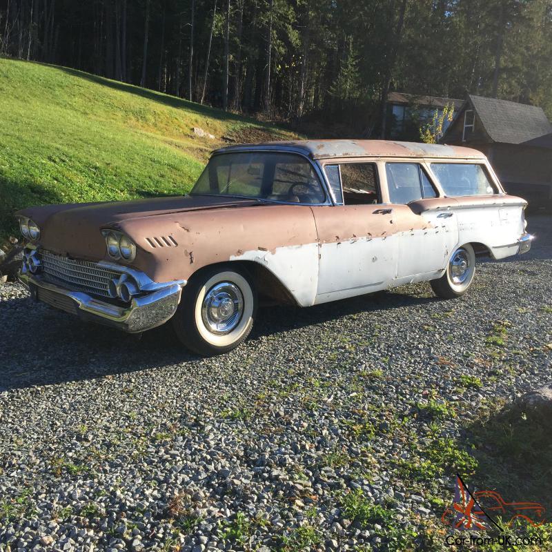 1958 Chevrolet Impala Station Wagon | eBay