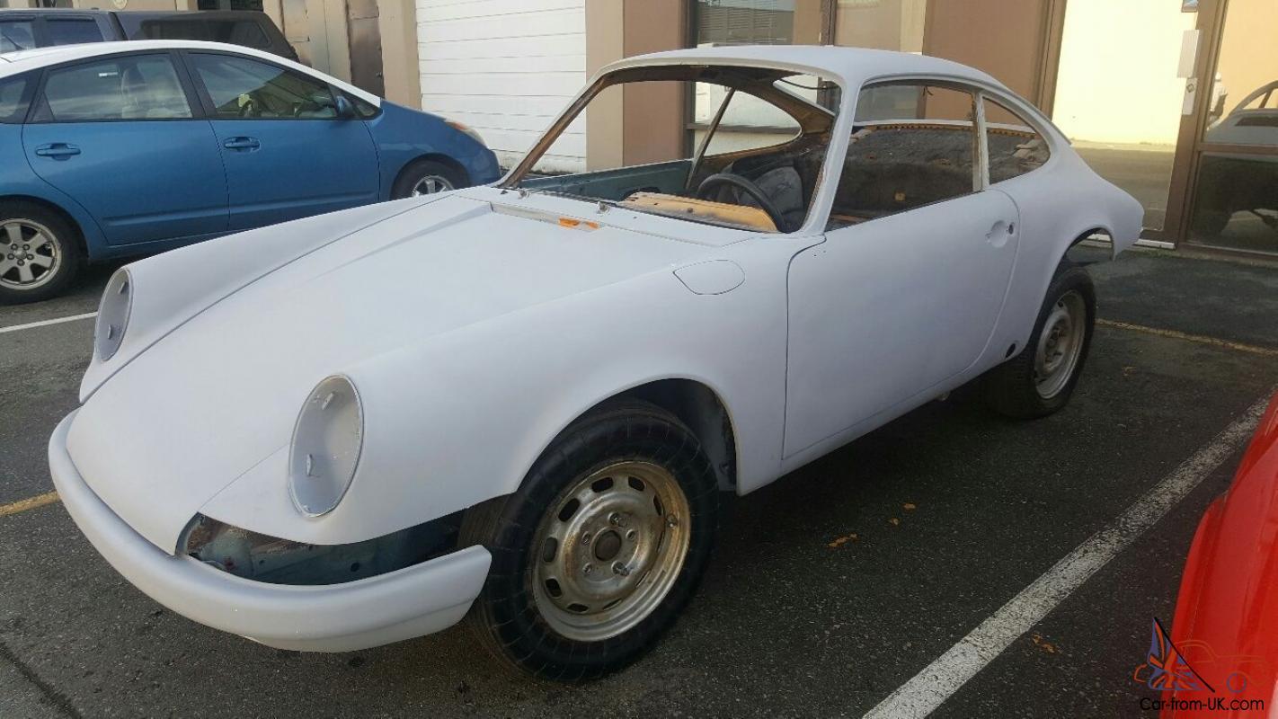1968 Porsche 912 Coupe Ebay