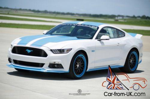 Richard Petty Mustang >> 2016 Ford Mustang Richard Petty Mustang