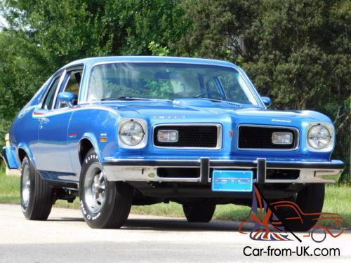 1974 Pontiac GTO SD-455 EXP