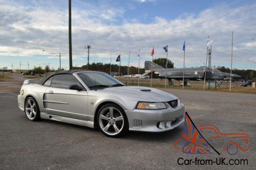 2000 Ford Mustang Gt Saleen For Sale