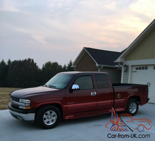 2002 Chevrolet Silverado 1500 Southern Comfort
