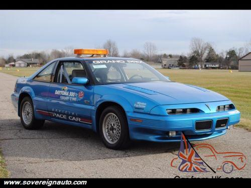 1991 pontiac grand prix gtp daytona 500 pace car the real one 1991 pontiac grand prix gtp daytona 500