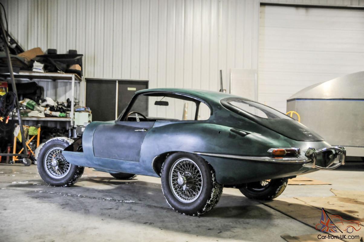 1967 Jaguar E Type Fixed Head Coupe Ebay
