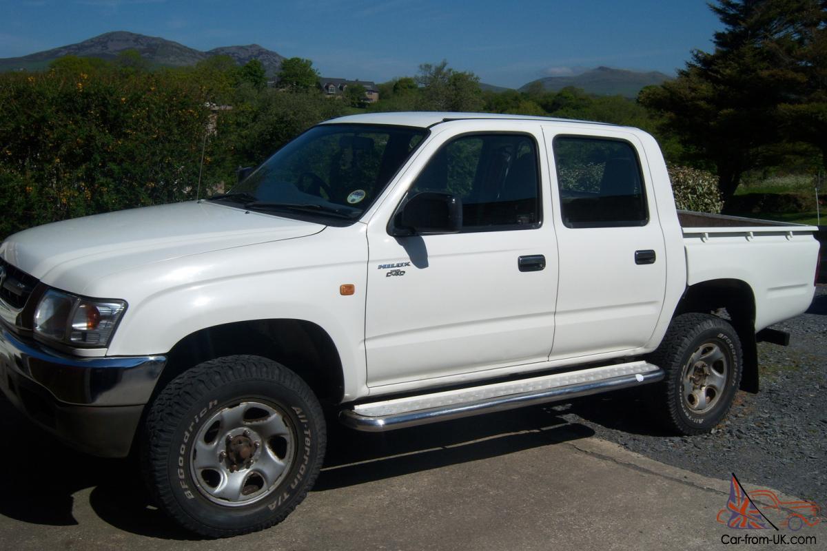 Kelebihan Kekurangan Toyota Hilux 2002 Top Model Tahun Ini