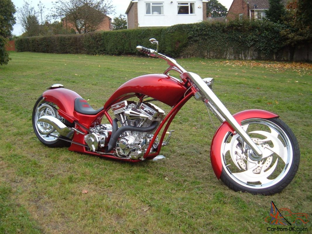 Independent Cycles Lowlife Custom Chopper