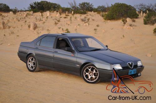 Alfa Romeo 164 >> Alfa Romeo 168 Sports Plus 164 Auto Plus Lots Of Extras