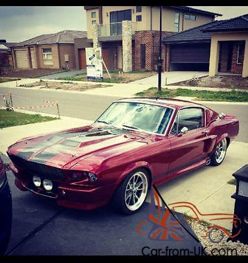 Eleanor Mustang For Sale >> 1967 Shelby Gt500 Eleanor Mustang