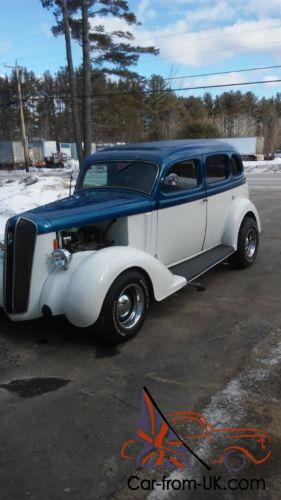 1936 Plymouth Other rare humpback