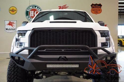 2016 Ford F150 Lifted >> 2016 Ford F 150 Fx4 Custom Kevlar Lifted Roof Nav Htd Lth Kicker Sys