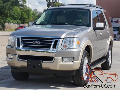 2008 Ford Explorer Eddie Bauer >> 2008 Ford Explorer Eddie Bauer