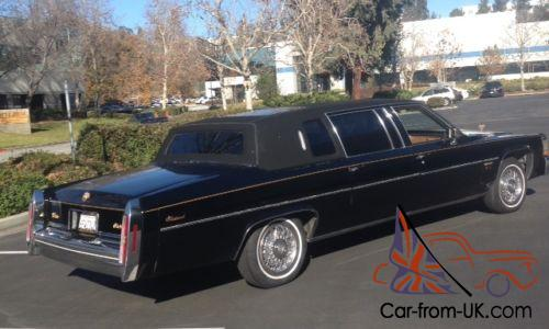 1983 cadillac fleetwood series 75 factory limousine gold edition 1983 cadillac fleetwood series 75