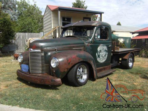 1946 International Kb5 Ratrod Hotrod Truck Pickup Holden