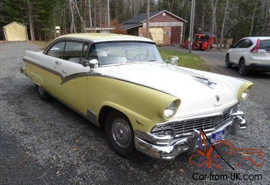 1956 Ford Fairlane Ebay