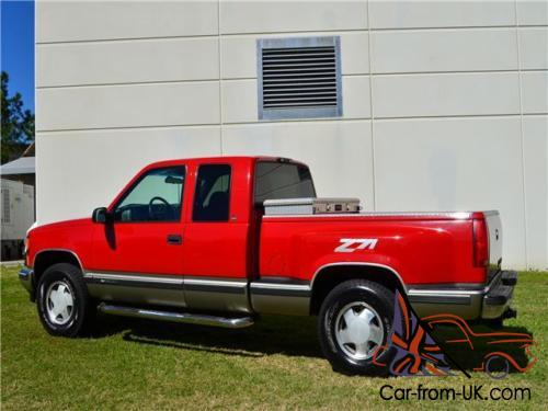 1998 Chevrolet Other Pickups Z71 STEPSIDE
