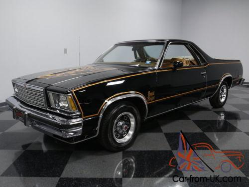 1979 Chevrolet El Camino Royal Knight