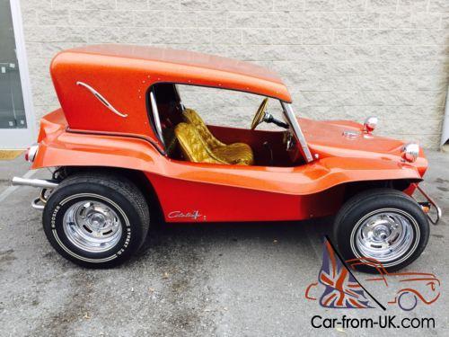 1972 Volkswagen Citation Dune Buggy
