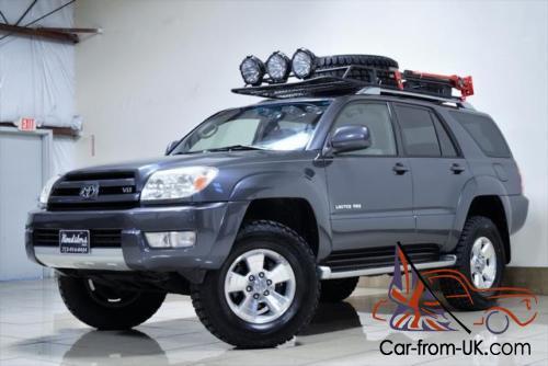 Runner Limited >> 2003 Toyota 4runner Limited