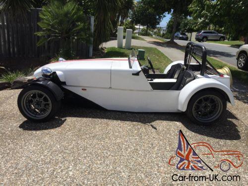 Lotus 7 Replica Sr20 turbo sr20det s13 nissan not caterham clubman