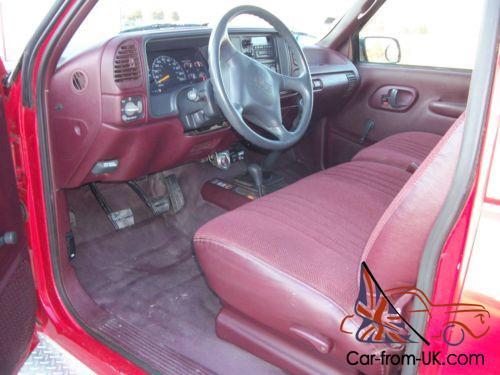 1995 GMC K2500