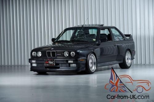 BMW E30 M3 >> 1988 Bmw E30 M3 Coupe