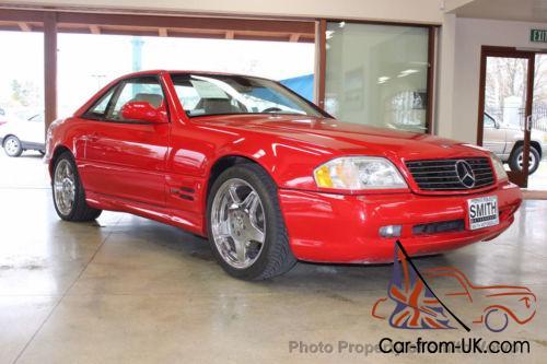 2000 mercedes benz sl class sl500 2dr roadster 5 0l car from uk com