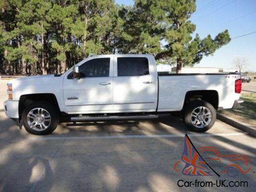 2015 Chevrolet Silverado 2500 High Country