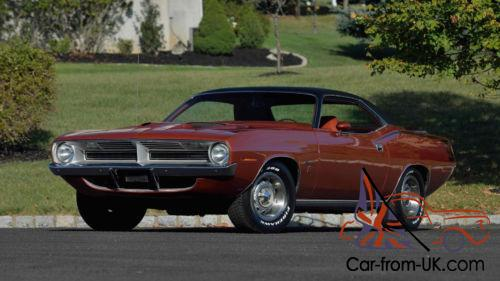 1970 Plymouth Barracuda Gran Coupe