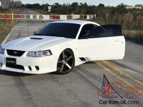 2000 Ford Mustang Saleen S281 For Sale